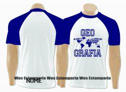 Camisetas Geografia 2