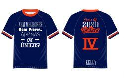 Camisetas Terceirão 2020