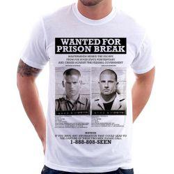 Camiseta Prison Break