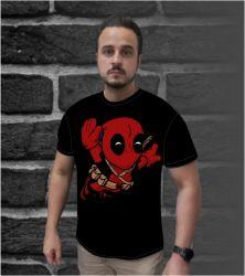Camisetas Deadpool fofo