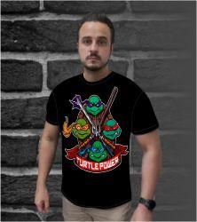 Camisetas Tartaruga Ninja