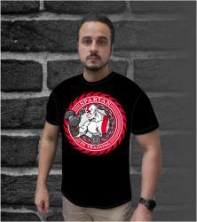 Camisetas Spartan