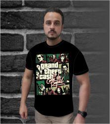 Camisetas  Gta La Casa de Papel